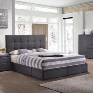 Shadow Bedroom Queen ( Bed Only )