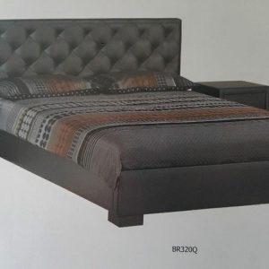 Chanel Bedroom Queen Black