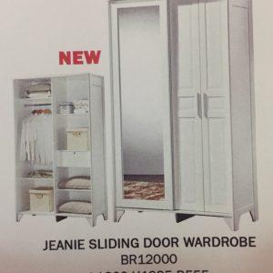 Jeanie Wardrobes 2 Door